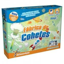 FABRICA DE COHETES