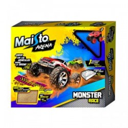 ARENA MONSTER RACE COCHE MAISTO
