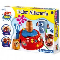 ART ATTACK TALLER DE ALFARERIA