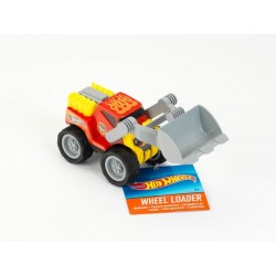 HOT WHEELS CARGADORA DE RUEDAS