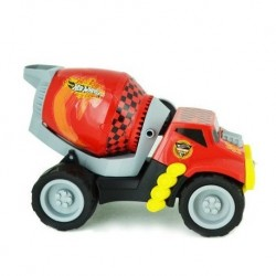 HOT WHEELS HORMIGONERA