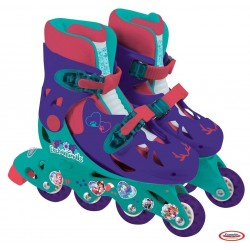 ENCHANTIMALS - PATINES EN LINEA TALLA 30 - 33
