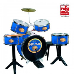 BATERIA GOLDEN DRUMS