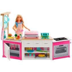 BARBIE - LA COCINA DE SUPERCHEF