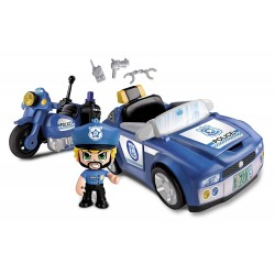 PINYPON ACTION POLICIA - VEHICULOS DE ACCION