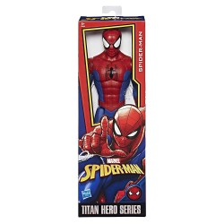 SPIDER MAN FIGURA TITAN HERO