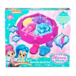 SHIMMER Y SHINE ARENA MAGICA