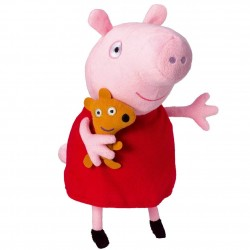 PEPPA PIG PELUCHE PEPPA CON VOZ