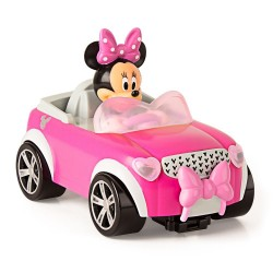 MINNIE CITY FUN CAR RADIO CONTROL