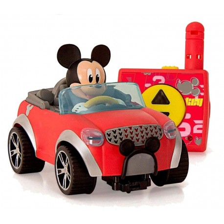 MICKEY CITY FUN CAR RADIO CONTROL
