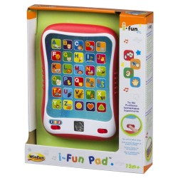 TABLETA EDUCATIVA LUCES Y SONIDOS WINFUN