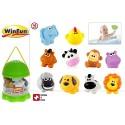 SET 10 ANIMALES PVC WINFUN
