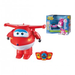 SUPER WINGS JETT TRANSFORMABLE JETT Y DIZZY