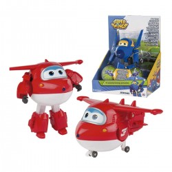 SUPER WINGS PERSONAJE TRANSFORMABLE