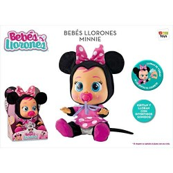 MINNIE BEBE LLORON