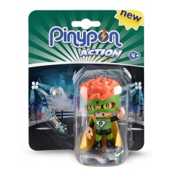 PIN Y PON ACTION FIGURA SUPERHEROE