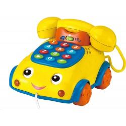 TELEFONO HABLADOR ARRASTRE