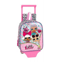 L.O.L. SURPRISE MOCHILA CARRO GUARDERIA