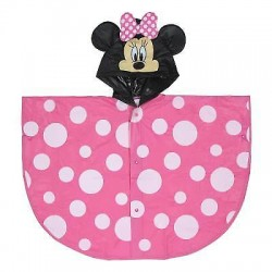 MINNIE MOUSE PONCHO IMPERMEABLE
