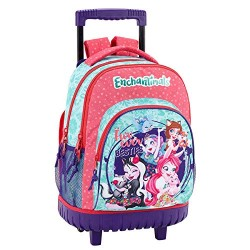 ENCHANTIMALS MOCHILA CARRO COMPACTA
