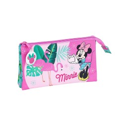 MINNIE MOUSE PORTATODO TRIPLE