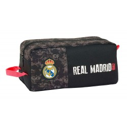 REAL MADRID ZAPATILLERO BLACK