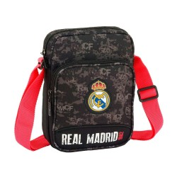 REAL MADRID BANDOLERA BLACK