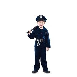 DISFRAZ POLICIA TALLA 7 A 9 ANOS