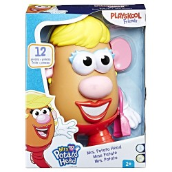 MRS POTATO HEAD - MME PATATE