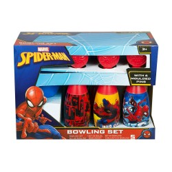 SPIDERMAN SET BOLOS