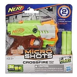 NERF ELITE MICROSHOTS CROSSFIRE
