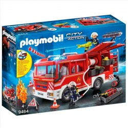 CAMION DE BOMBEROS PLAYMOBIL 9464