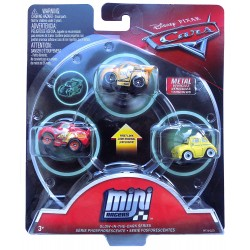 CARS 3 PACK 3 MINI RACERS