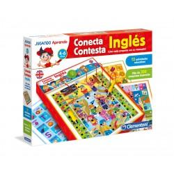 CONECTA CONTESTA INGLES
