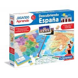 JUGANDO APRENDO DESCUBRE ESPAÑA