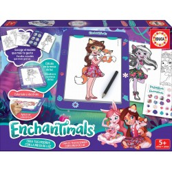 ENCHANTIMALS MESA DE DISEÑO