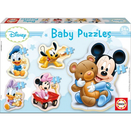 BABY MICKEY PUZZLE