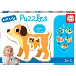 BABY PUZZLES ANIMALES DOMESTICOS