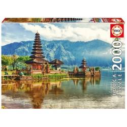 TEMPLO ULUN DANU INDONESIA PUZZLE 2000 PIEZAS