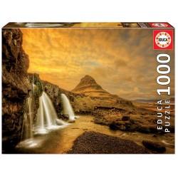 CASCADA ISLANDIA PUZZLE 1000 PIEZAS