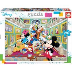 MICKEY GALERIA DE ARTE PUZZLE 1000 PIEZAS