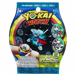 YO KAI WATCH MEDALLAS SERIE 4