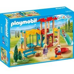 PARQUE INFANTIL PLAYMOBIL 9423