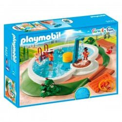 PISCINA PLAYMOBIL 9422