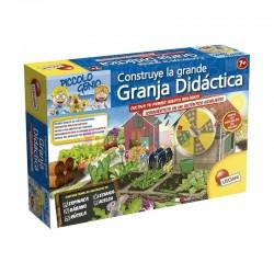 CONSTRUYE LA GRAN GRANJA DIDACTICA