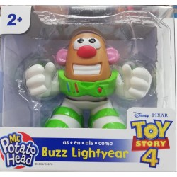 TOY STORY 4 MR. POTATO HEAD BUZZ LIGHTYEAR