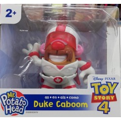 TOY STORY 4 MR. POTATO HEAD DUKE CABOOM