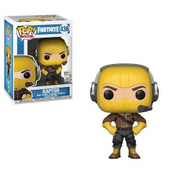 FUNKO FORTNITE RAPTOR