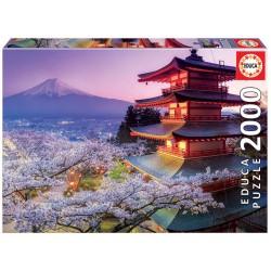 PUZZLE 2000 MONTE FUJI JAPON
