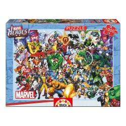 PUZZLE 1000 LOS HEROES DE MARVEL